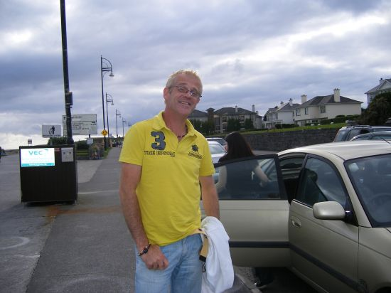 Hi all this is me up in the promm in Salthill . Lovely city Galway must go there again  with my friends
